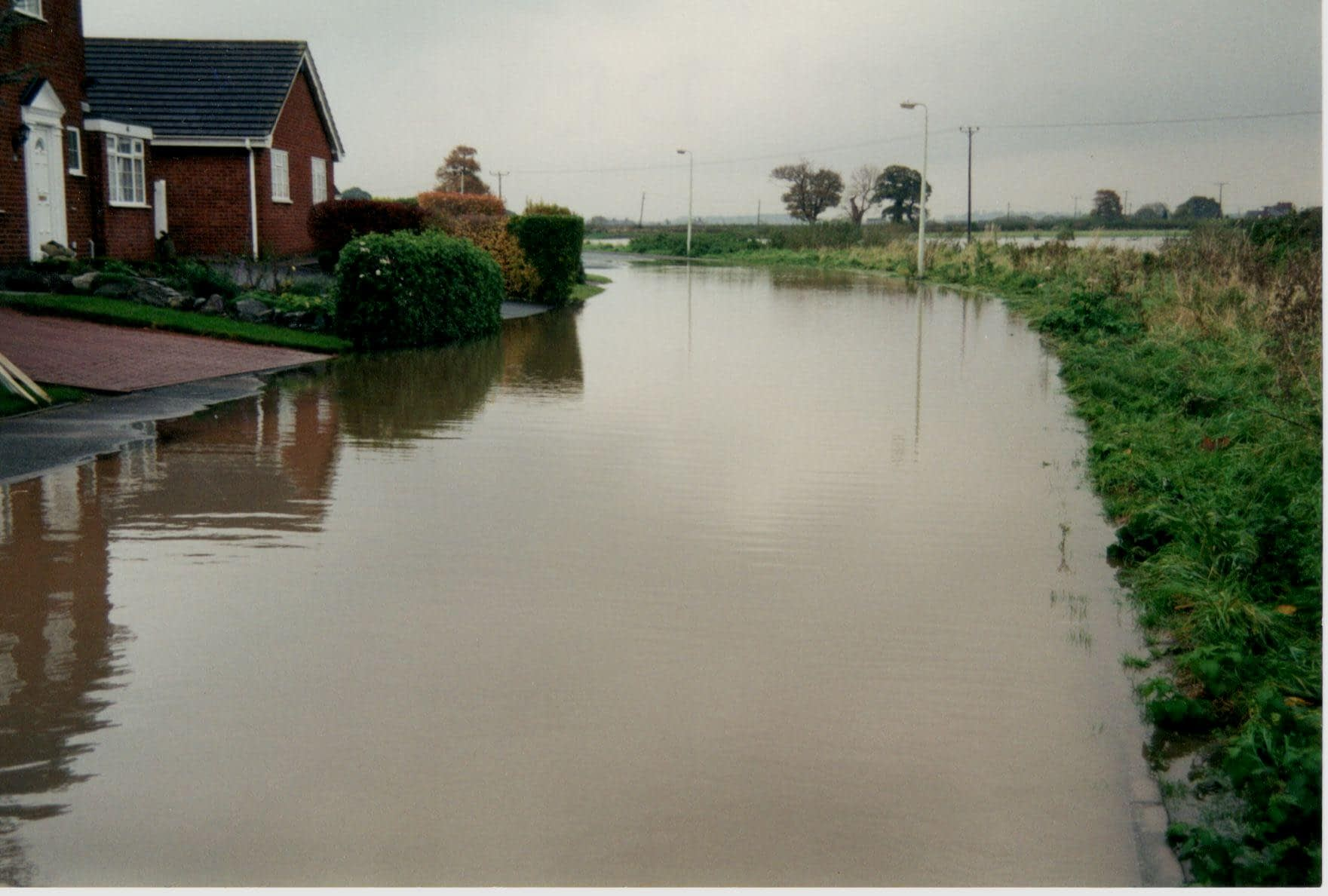 Flooding in 2000