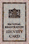 Front Cover of a National Registration Identity Card