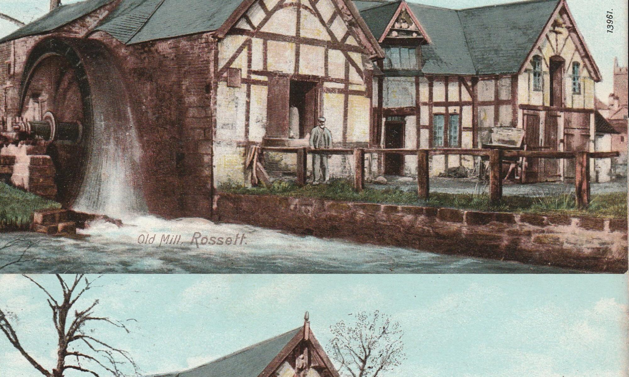 Rossett Village
