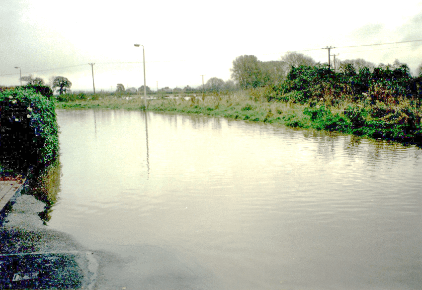 Alyn Drive About 2.30pm 6th Nov 2000